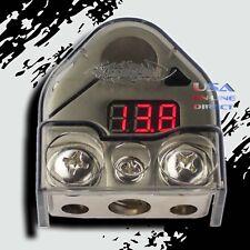 PLATINUM Digital Battery Terminal Car Audio Amp Install Battery Power Marine USA