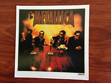 METALLICA - STICKER/DECAL - BRAND NEW VINTAGE - MUSIC BAND 013
