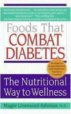 USED (GD) Foods That Combat Diabetes: The Nutritional Way to Wellness (Lynn Sonb