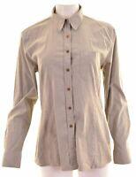 TIMBERLAND Womens Shirt Size 18 XL Grey Cotton  FO08
