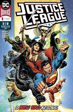 Justice League #1 Regular Cover Scott Snyder Jim Cheung (2018) Dc Comics New!