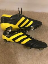 Adidas AdiPure World Cup Football Boots Size 7 Soft Ground Sg Leather