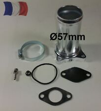 KIT SUPPRESSION VANNE EGR TDI IBIZA FABIA A3 GOLF 4 BORA LEON Ø57mm -SWAPLAND-