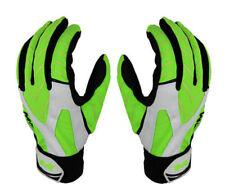 New pair Miken Freak baseball batting gloves adult medium MFRKBG glove set