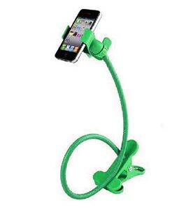 Flexible Lazy Bed Desktop Car Stand Mount Holder for Apple iPhone 6 Plus 5 5S 4G