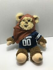 "Build A Bear Ewok Wicket Mini Plush 12"" Star Wars  BAB 2015 BABW"