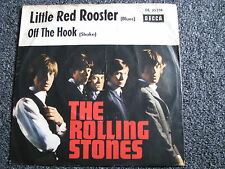 The Rolling Stones-Little Red Rooster 7 PS-1964 Germany-45 U/min-Decca-DL 25 158