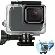 GoPro Hero 7 Waterproof Housing Case 45m Underwater Photos Quick Release Mount