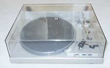 Technics SL-1950 Turntable, Dust Cover, Stacking Spindle PLEASE READ DESCRIPTION
