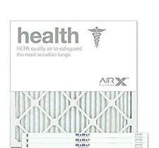 20x20x1 Airx Health Air Filter - Merv 13 - 3 pack Hvac allergen