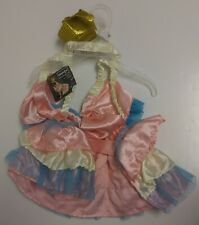 New Bootique Princess Dog Costume Size L/XL Pink