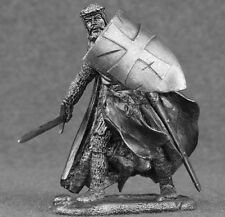 Toy Tin Soldier 1/32 Military Figures Teutonic Order Knight 54mm Man figures