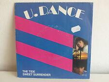 U DANCE The tide / sweet surrender 146501