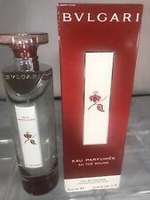 Bvlgari Eau Parfumee Au The Rouge 3.4 oz 100 ml Eau De Cologne Spray NEW SEALED