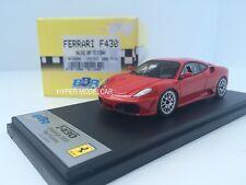 BBR Model 1/43 Ferrari F430 Challenge 2005 Test Fiorano Red Art. BG289A