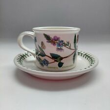 Portmerion Botanic Garden By S Williams-Ellis Veronica Chamaedrys Cup And Saucer