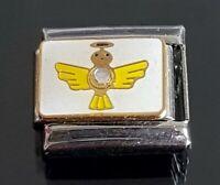 Guardian Angel Italian Charm Bracelet Charms Link Charm