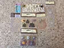 Jolees Boutique And Recollection Halloween Scrapbooking Stickers