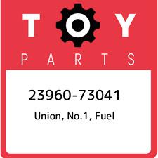 23960-73041 Toyota Union, no.1, fuel 2396073041, New Genuine OEM Part