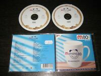 Morning 80 2CD M80 Radio Presents Successi Di Queen-The Cure-David Bowie-Kiss
