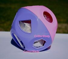 NEW Tupperware Childs Kids TupperToys Shape O Ball Toy Pink and Purple