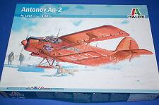 Italeri 1367 - Antonov An-2  scala 1/72