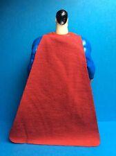 MODERN FUNSKOOL/KENNER ACCESSORY-QUICK CHANGE SUPERMAN REPRO CAPE..2014/1996