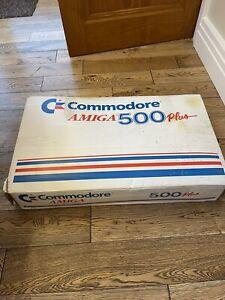 Commodore Amiga A500+ Computer inc SSL Accelerator A5000 Fitted Boxed
