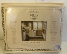 NOBLE EXCELLENCE VILLA AREZZO! TWIN BEDSKIRT! RN #83364 LEOPARD BRAND NEW!