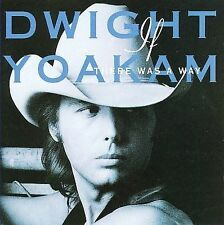 If There Was a Way by Dwight Yoakam (CD, Apr-2008, Rhino Flashback (Label))