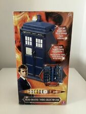 Micro Universe Tardis Collectors Case Doctor Who Character Options