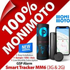 Monimoto Smart MM6 Europe USA GPS Tracker Alarm Motorcycle Motorbike Alarm