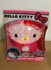 Hello Kitty Starlight Projector Night Light Lantern Lite RARE SOLD OUT