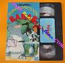 VHS film Supercartoon BABAR 6 LA REPUBBLICA animazione 50 minuti (F97) no dvd