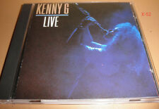 KENNY G cd LIVE sade SILHOUETTE midnight motion SONGBIRD tribeca KOREAN release