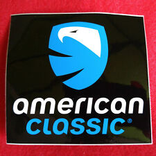 American Classic Bicycle Sticker Decal Cycling Road Mountain Bike CX Fixie Track