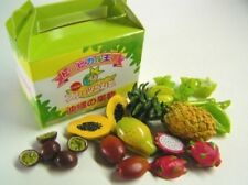 Re-ment miniature Japan local fresh food market delivery 2 #1- Mixed fruit combo