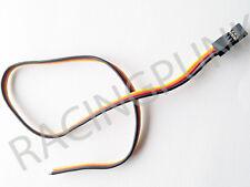 300mm 30cm rc receveur micro standard servo lead wire hitec connecteur mâle plug