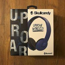 Skullcandy Uproar Wireless On-Ear Bluetooth Headphones, S5URJW-546, Royal Blue
