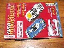 $$$ Revue Auto modelisme N°56 Matra M670B LM73Porsche 906 LM66Tecnomodel