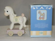 Precious Moments * Birthday Train Age 9 (Porcelain) 142029  NIB