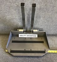 Permobil 1-Piece Footplate, Fits some Corpus ll chairs. Barely Used.