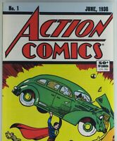 Action Comics #1 CGC 9.8 (My Rare CGC Graded Comics Are Currently Listed)