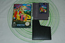The Addams family Pugsley's scavenger hunt Nintendo Nes pal A ita GIG