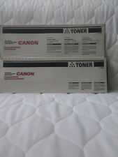 Canon Imagerunner 5000/6000 5020/6020 Compatible Toner Twin Pack