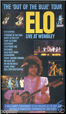ELECTRIC LIGHT ORCHESTRA ELO JEFF LYNNE OUT OF THE BLUE TOUR - LIVE AT WEMBLEY