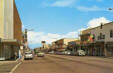 Photo. 1960-1. Penticton, BC Canada.  Main Street