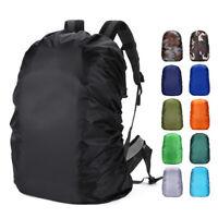 20-45L Waterproof Dustproof Backpack Rain Cover Portable Ultralight Protect XS M