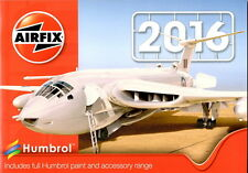 Airfix 2016 Construction Kit Catalogue