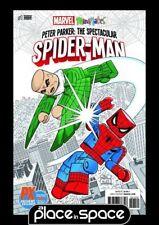 (SDCC 2017) PETER PARKER: SPECTACULAR SPIDER-MAN #1 MINIMATES VARIANT